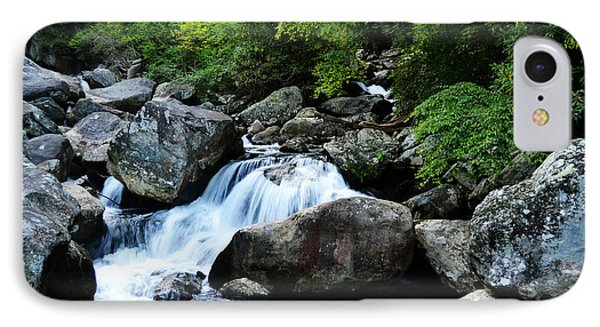 Small Waterfall Phone Case by Adam LeCroy