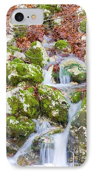 Small Waterfall Phone Case by Gabriela Insuratelu