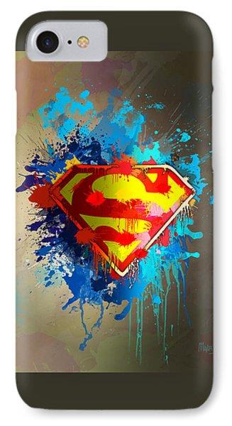 Smallville Phone Case by Anthony Mwangi