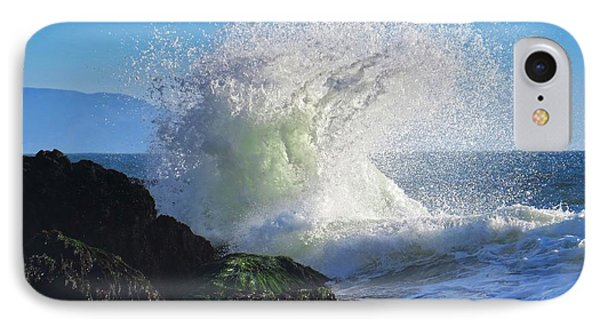 Smashing Wave IPhone Case