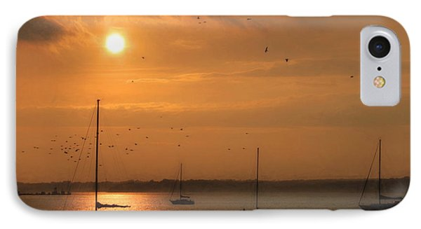 Smell The Sea IPhone Case by Lori Deiter