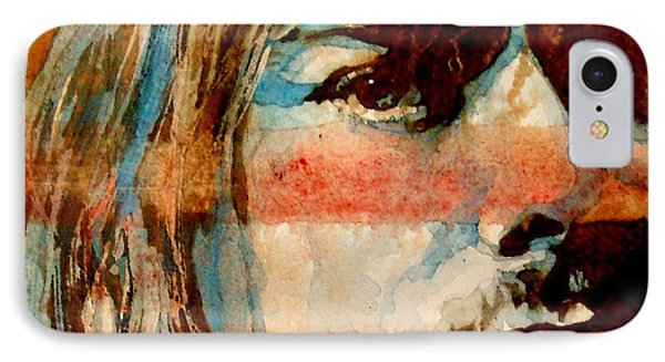 Smells Like Teen Spirit IPhone Case by Paul Lovering