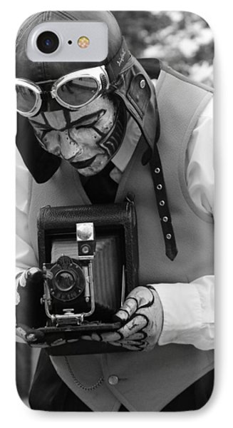 Smile For The Camera Phone Case by Kym Backland