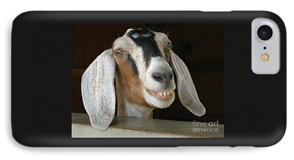 Smile Pretty IPhone Case by Ann Horn