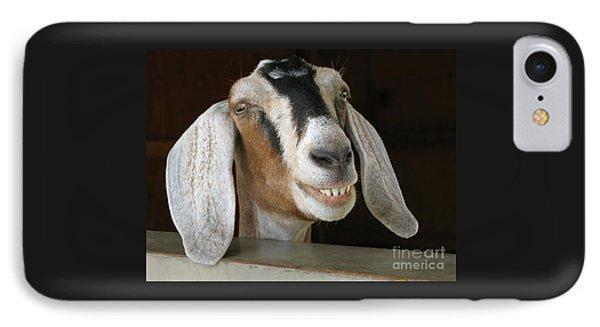 Smile Pretty IPhone Case
