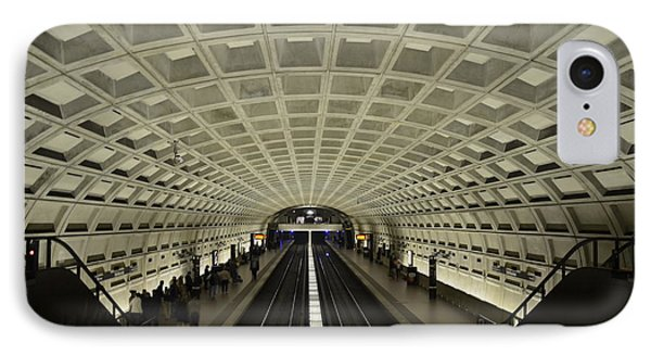 Smithsonian Station IPhone Case by Mark Bowmer