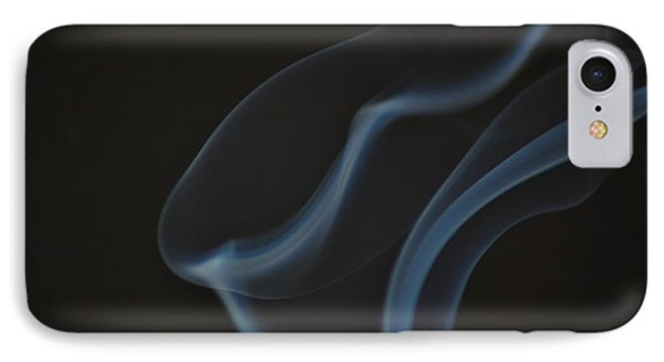 IPhone Case featuring the photograph Smoke 1 by Patrick Shupert