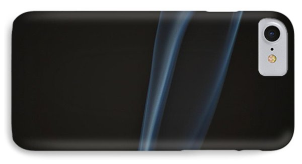 IPhone Case featuring the photograph Smoke 2 by Patrick Shupert