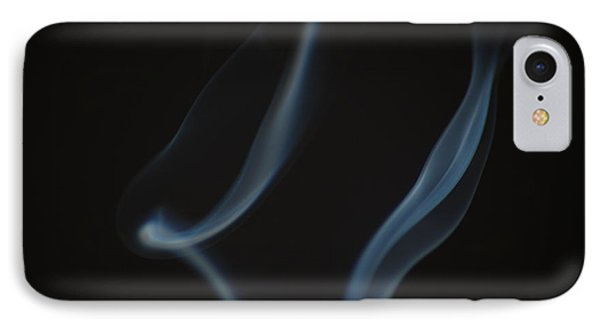 IPhone Case featuring the photograph Smoke 3 by Patrick Shupert
