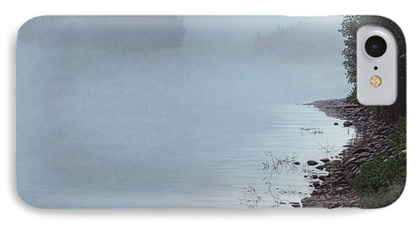 Smoke On The Water Phone Case by Kenneth M  Kirsch