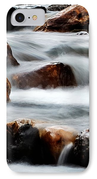 Smoke On The Water Phone Case by Steven Milner