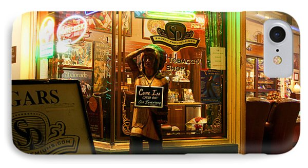 Smoke Shop IPhone Case