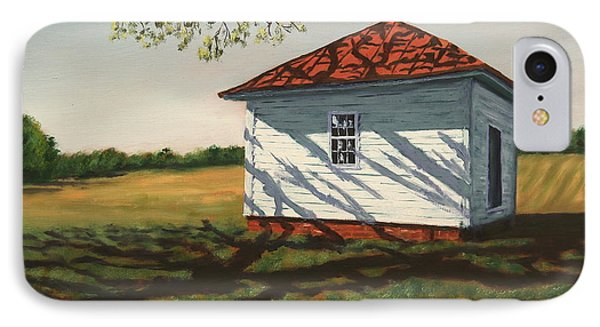 Smokehouse IPhone Case by Alan Mager