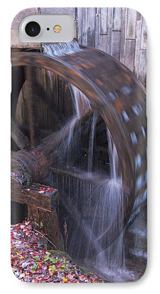 Smokies Mill IPhone Case by Dennis Cox WorldViews