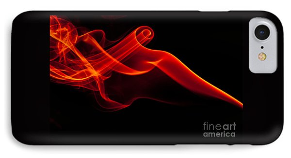 Smokin IPhone Case by Anthony Sacco