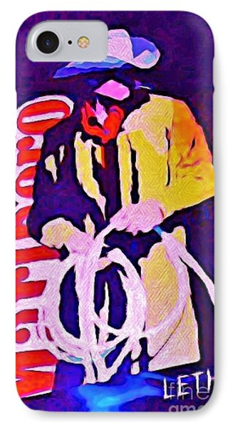 Smoking Can Be Lethal Phone Case by John Malone