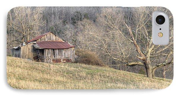 Smoky Mountain Barn 4 IPhone Case by Douglas Barnett