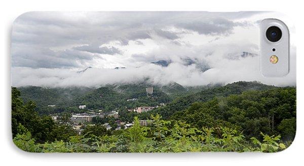 Smoky Mountain Mist IPhone Case
