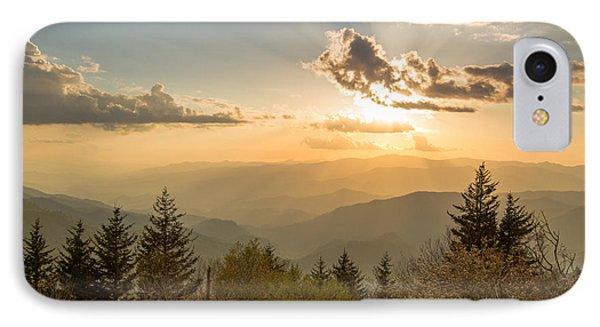 Smoky Mountain Splendor IPhone Case by Doug McPherson