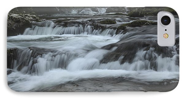 IPhone Case featuring the photograph Smoky Mountain Stream by Doug McPherson