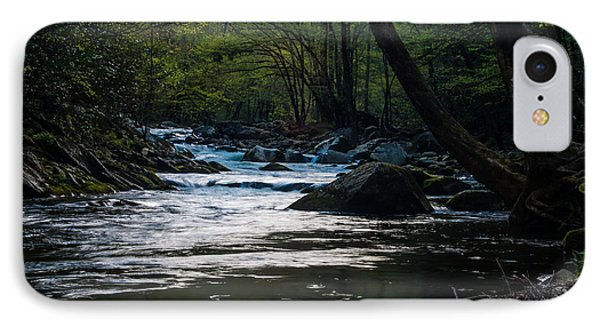 Smoky Mountain Stream IPhone Case by Jay Stockhaus