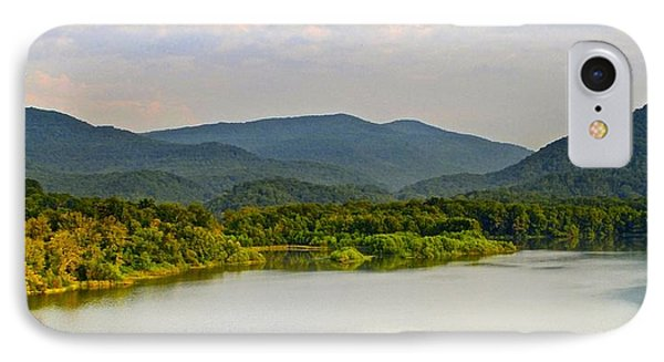 Smoky Mountains Phone Case by Frozen in Time Fine Art Photography
