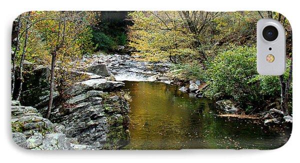 Smoky Mountian River Phone Case by Sandy Keeton