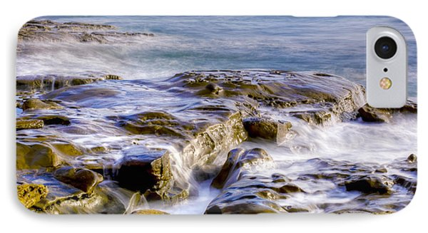 Smoky Rocks Of La Jolla IPhone Case