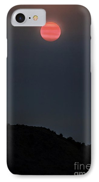 Smoky Sunrise Phone Case by Mitch Shindelbower