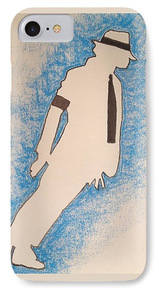 Smooth Criminal IPhone Case by Peter Virgancz