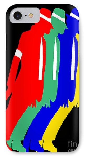Smooth Criminal IPhone Case by Stanley Slaughter Jr