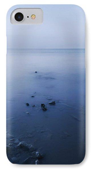 Smooth Sea Phone Case by Svetlana Sewell