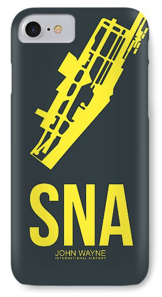 Sna Orange County Airport Poster 3 IPhone Case