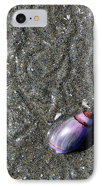 IPhone Case featuring the photograph Snail's Pace by Lisa Phillips