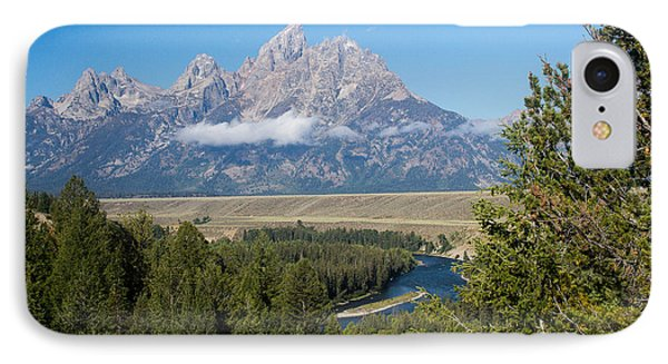 Snake River Overlook IPhone Case