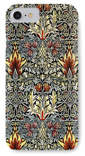 Snakeshead Phone Case by William Morris