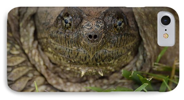 IPhone Case featuring the photograph Snapper by Randy Bodkins