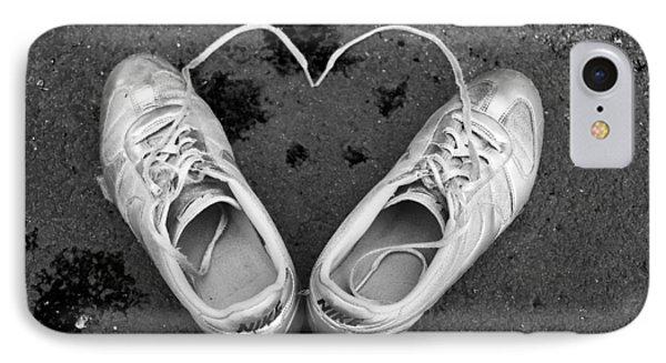 Sneaker Heart IPhone Case