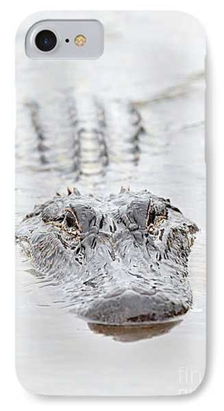 Sneaky Swamp Gator IPhone 7 Case