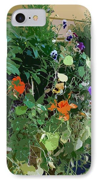 Snohomish Flowerbox  IPhone Case