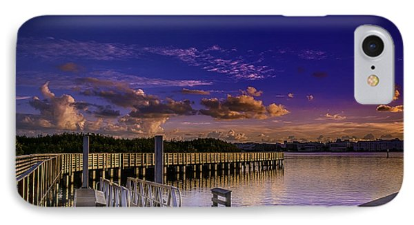 Snook Island IPhone Case by Don Durfee