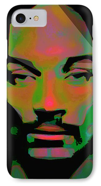 Snoop Lion IPhone Case by  Fli Art