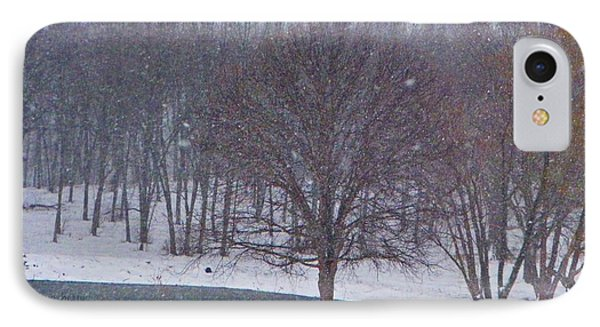 Snow Day Phone Case by Chris Berry