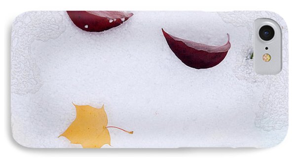 IPhone Case featuring the photograph Snow Kissed by Terri Harper