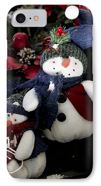 Snow Man IPhone Case by Ivete Basso Photography