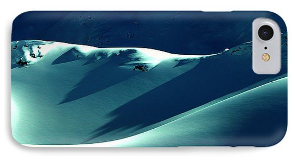 Snow Mountain In Austria  Phone Case by Colette V Hera  Guggenheim