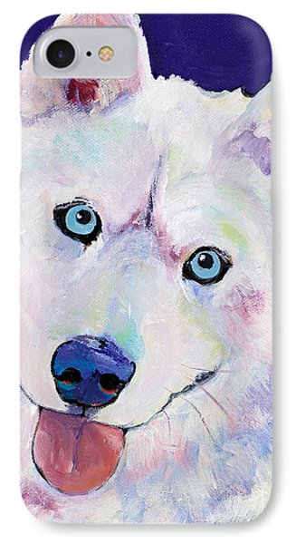 Snow IPhone Case by Pat Saunders-White
