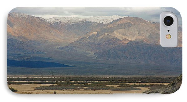 IPhone Case featuring the photograph Snow Peaks by Stuart Litoff