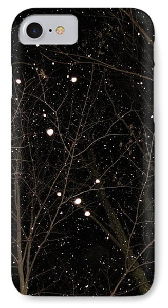 Snowfall IPhone Case by Carlee Ojeda