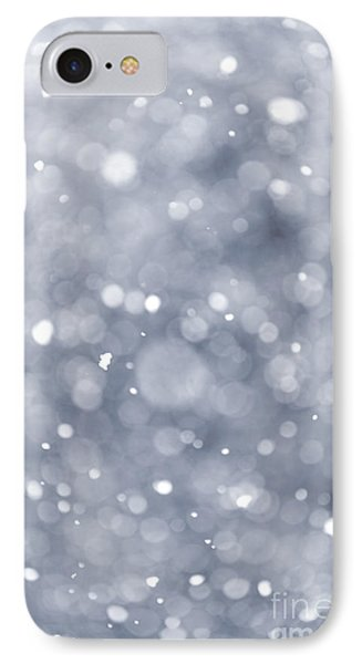 Snowfall  IPhone Case by Elena Elisseeva